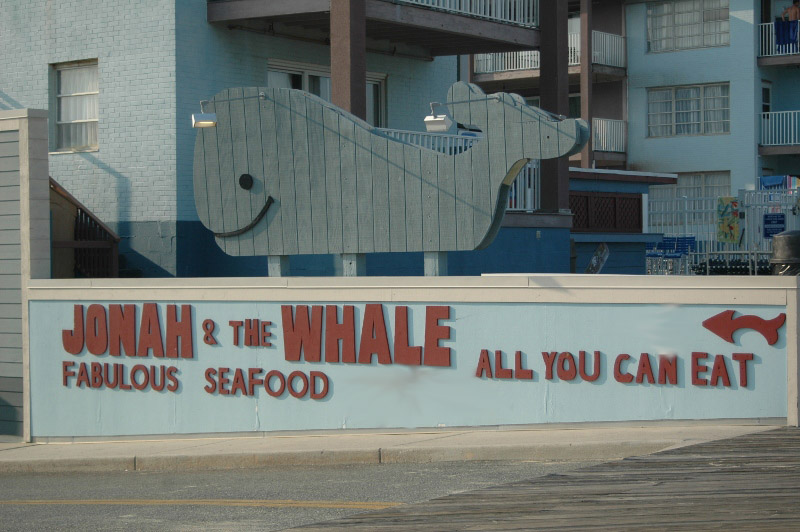 Marvelous Jonah And The Whale Seafood Buffet Ocean City Maryland Download Free Architecture Designs Scobabritishbridgeorg
